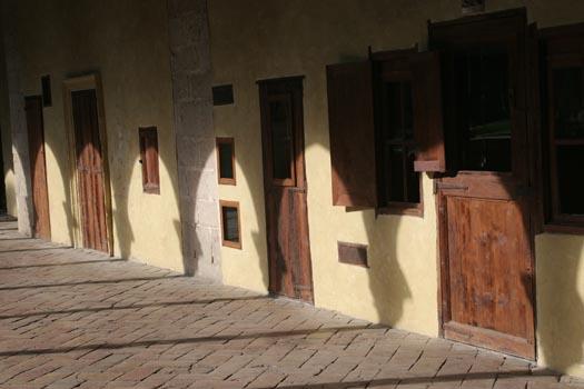 Monastery, Pedralbes, Spain