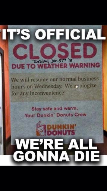 dunkin donuts boston