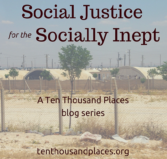 Social justice for the socially inept(10)